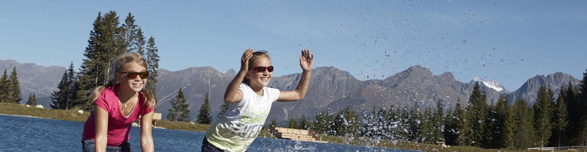 Genießen Sie unsere zahlreichen Naturseen und Wasserparks